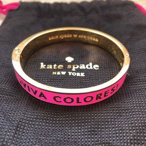 New Viva Colores Kate Spade Bangle